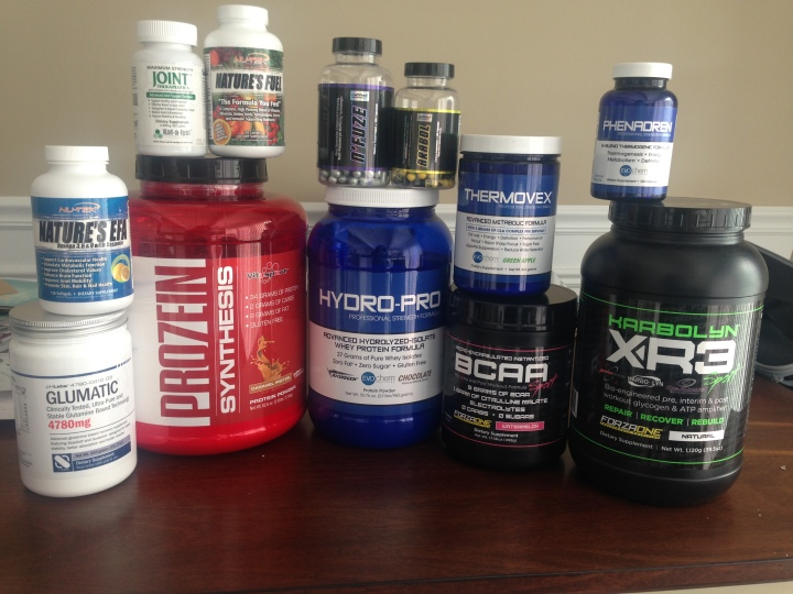 My Current Supplement Regimen