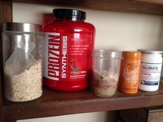 Protein Packed BreakfastShake