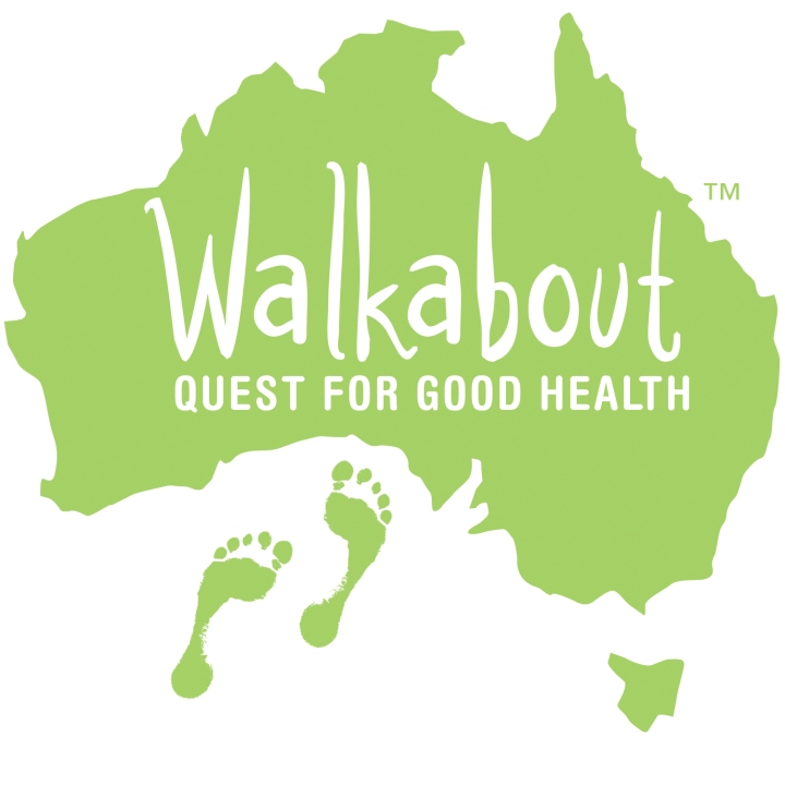 Walkabout for National Heart Health Month!