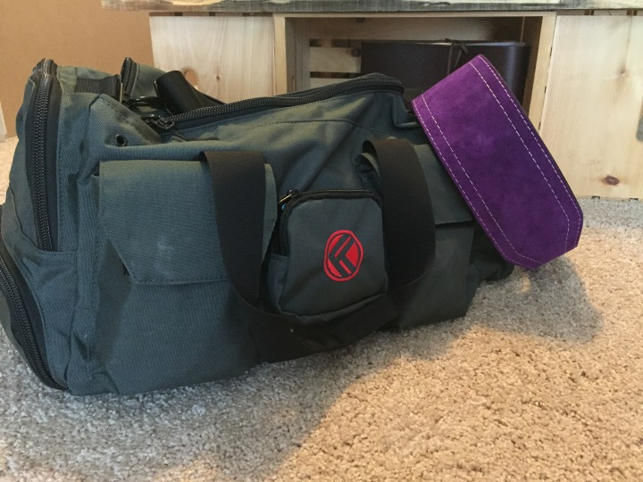 What's In My [Gym]Bag