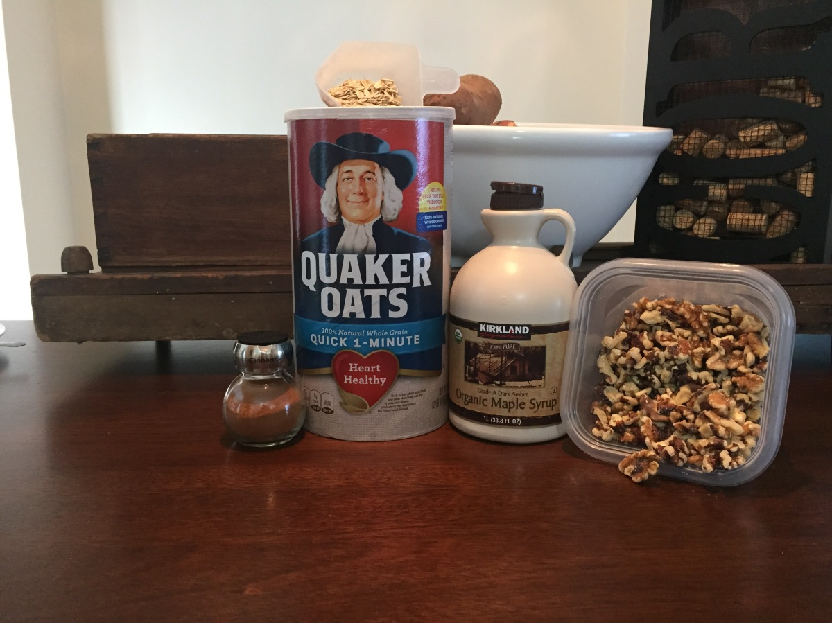 Healthy Alternative To Maple Brown Sugar Oatmeal