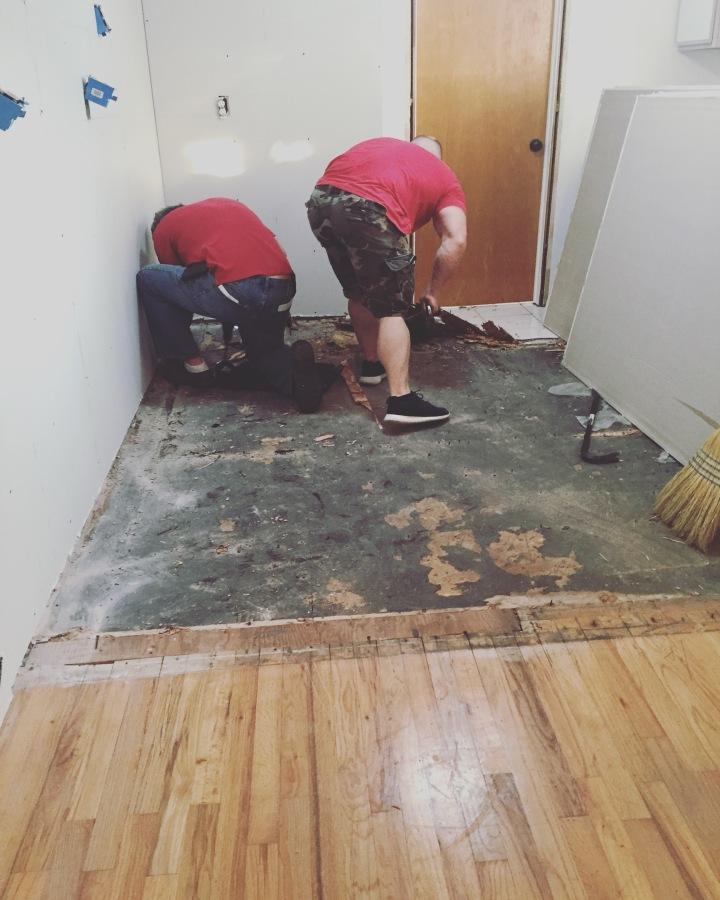 Renovating The Coronato Kitchen – Dec2015