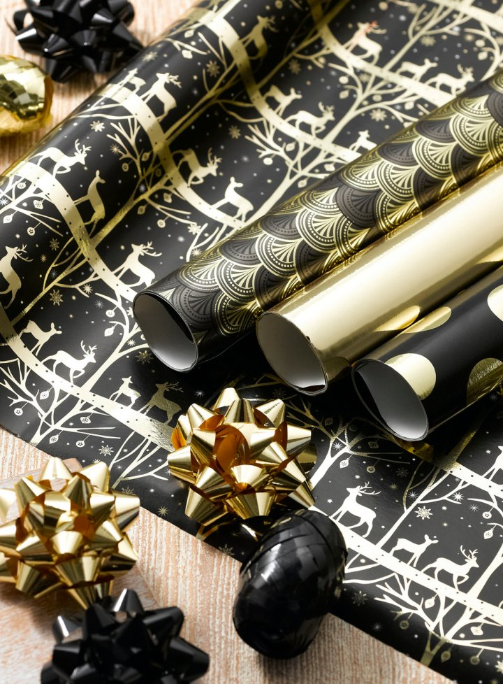 Wrapping Paper Rip Off