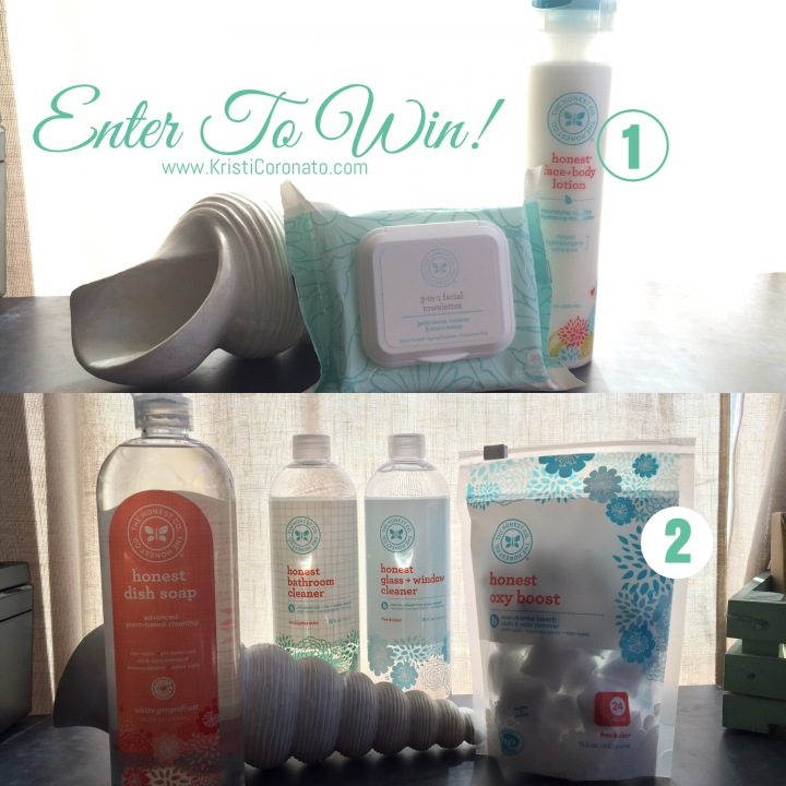 The Honest Co. Giveaway! 2 Chances To Win!
