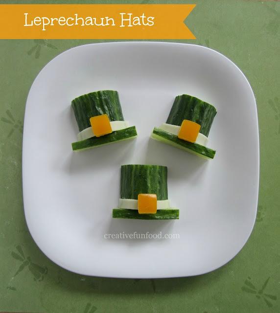 Leprechaun Hat Snack