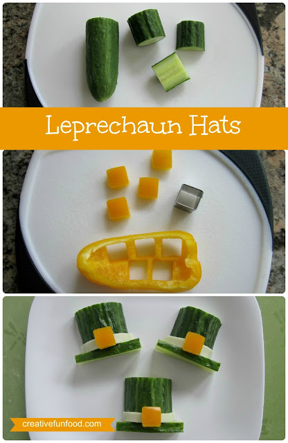 Leprechaun Hats Collage