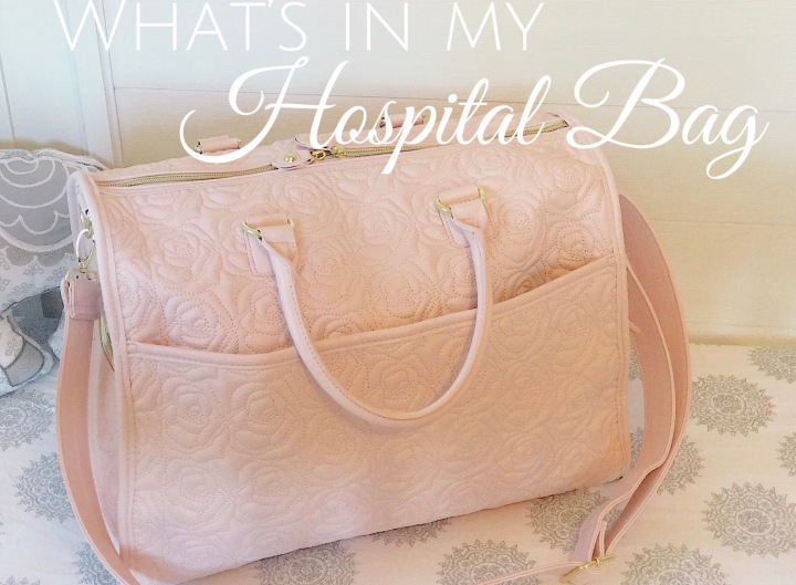 What's In My Hospital Bag – Printable Check List