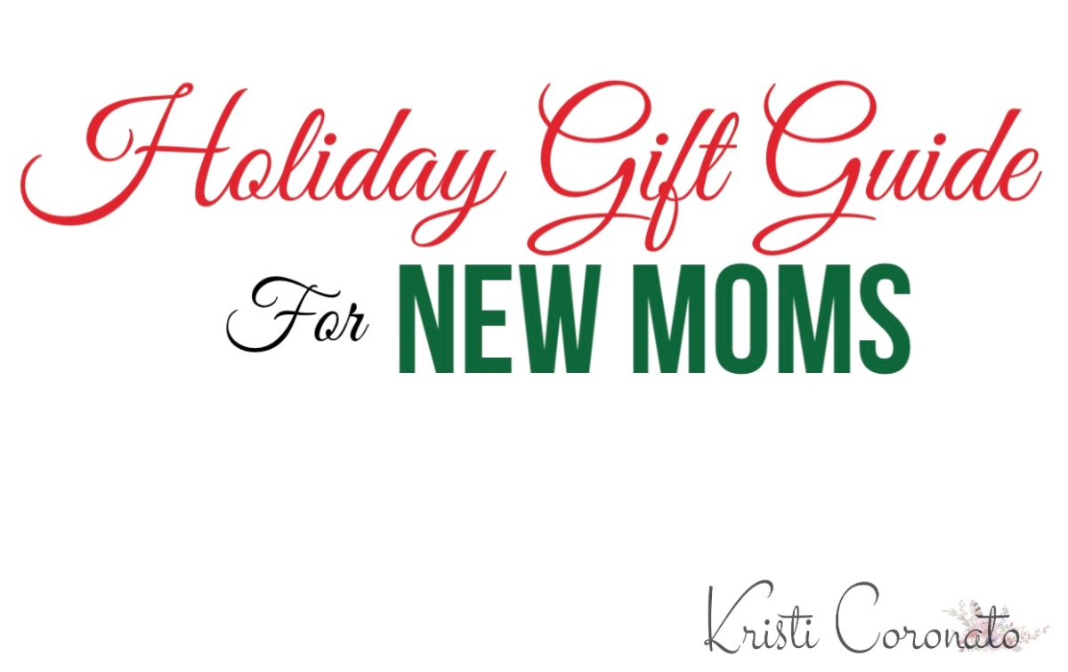 The Perfect Gift Guide for New Moms