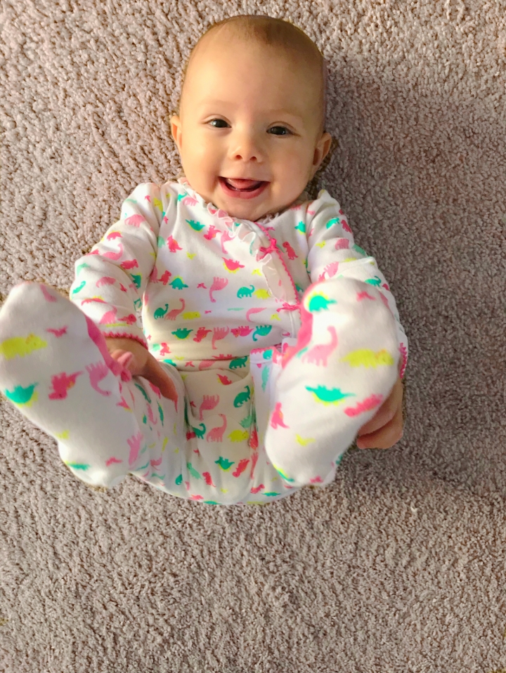 Tieghan at 5Months